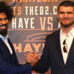 ReadBoxing: David Haye Press Conference